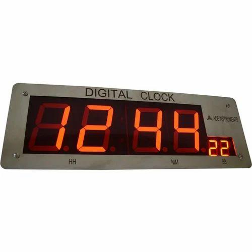 Digital Clock Gps Clocks Manufacturer From Hyderabad
