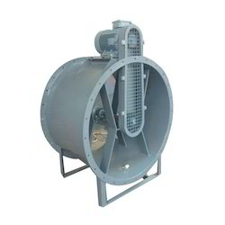 Aluminium Furnace Exhaust System