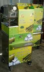 4 Roller Sugarcane Crusher