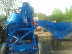 concrete manual hopper machine