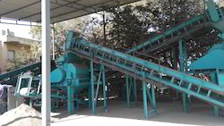 Clay Crushing Plant