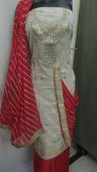 Gota Patti Work Kota Suit