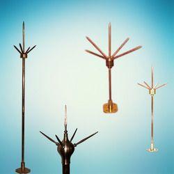 Spike Lightning Protection Rod