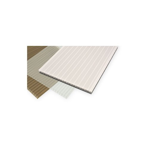 Flat Sheets Multiwall Polycarbonate Sheet Manufacturer