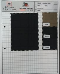 Cotton Pu Print Fabrics