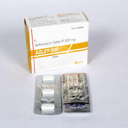 Azithromycin 500mg mg Tablet