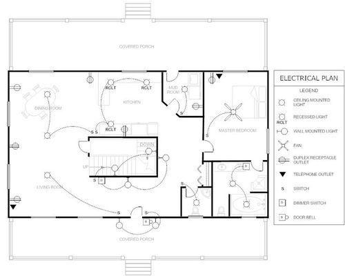 Electrical Wiring Diagram Software Free Download : Electrical drawing narang readingrat