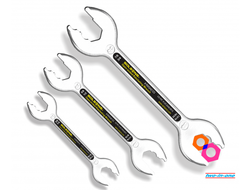Open-Ended Ratcheting Wrench - SAE American RWSAE12