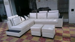 Luxury Home Sofa L Corner