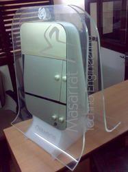 Acrylic - Chambor Cosmetic Stand