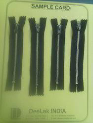 export quality closed end zippers