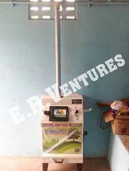 Portable Electrical Incinerator