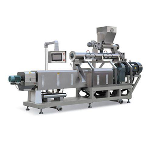 Puff Processing Machine