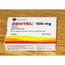 Zentel - 400 mg