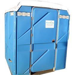 twin toilets cabin