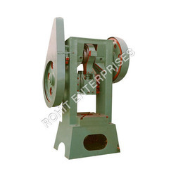 H Frame Pillar Type Power Press
