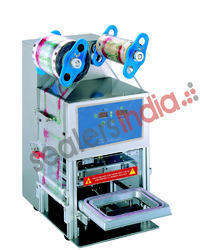 Automatic Tray Sealing Machine Table Top