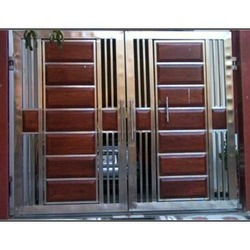 Wooden Gates For Homes