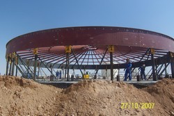 To Construct Oil Storage Tanks