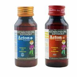 Acton 250 Acton 120 Medicines