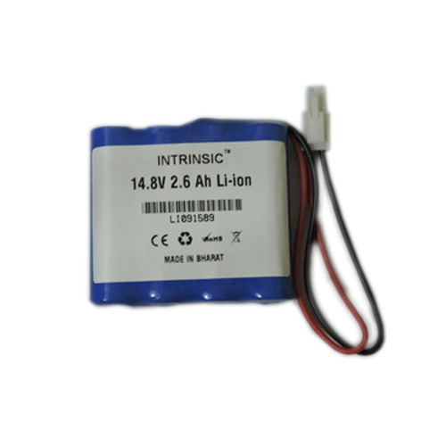 14.8V 2.6 Ah Lithium Ion Battery