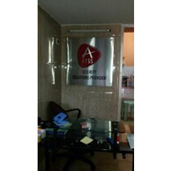 Aluminum Sign Board