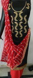 Aaditri Salwar Suit Dress Material Pitan Suit