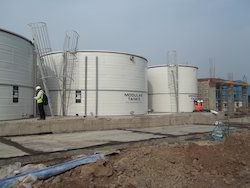Mining Water Tanks