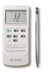Anemometer Lutron Instrument  -  AM-4204HA