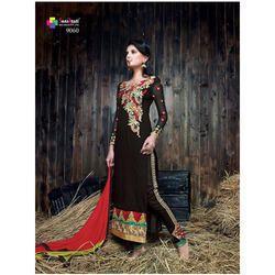Georgette Designer Dress