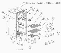 Refrigerator Spare Parts on hotpoint refrigerator wiring diagram