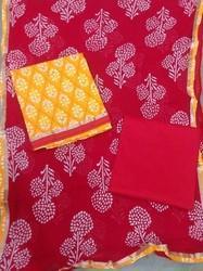 online cotton dress material