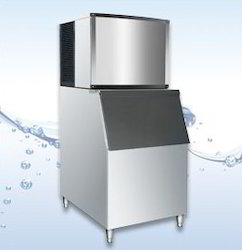 Stainless Steel Ice Flaker