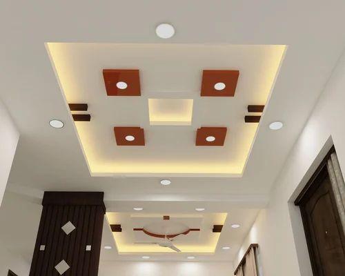 False Ceiling Grid Ceiling Work Manufacturer From Hyderabad