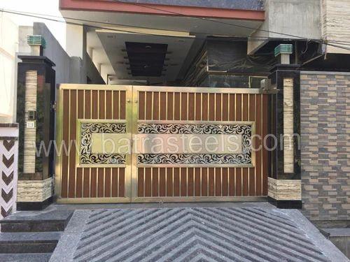 Sliding Gate Sliding Main Gate Manufacturer From Jalandhar