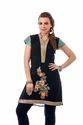 Ladies Casual Designer Embroidered Kurtis Tunic