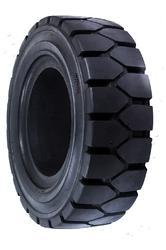 Roll Trailer Solid Resilient Tyres