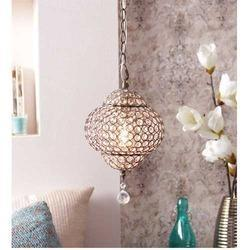 Hammond Crystal Pendant Lamp