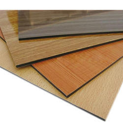 Wooden Grain Aluminium Composite Panel