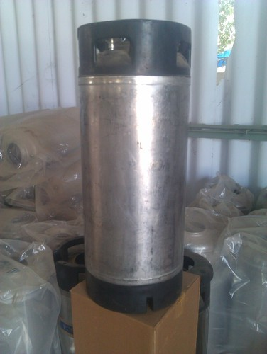 Syrup Tank - Beverage Keg - Brew Keg