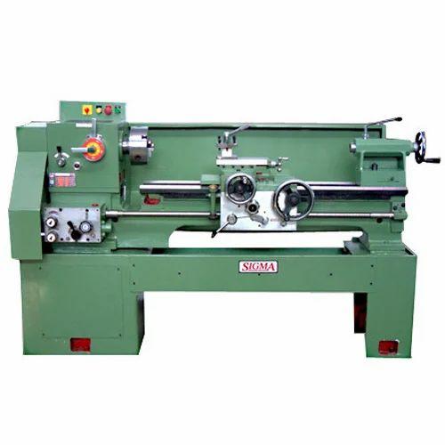 Medium Duty Lathe Machine All Geared
