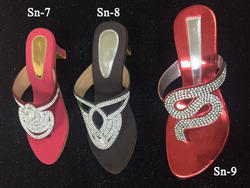 Party Ethnic Asian Sandals For Ladies