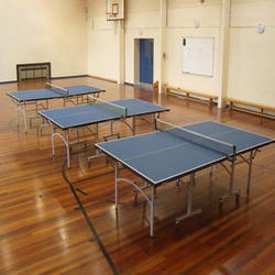 Table Tennis Parquet Flooring