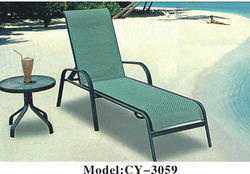 Aluminum Pool Lounger