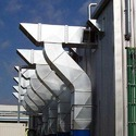 Factories Exhaust Duct