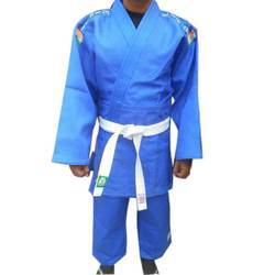 national flag blue judo dress