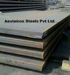 DIN 17102/ WStE 355 Steel Plate