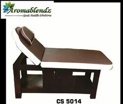 Aromablendz Wooden Spa Bed CS 5014