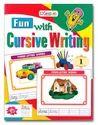Fun with Cursive Writing English-1 - Children Books