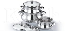Stainless Steel Pot Set